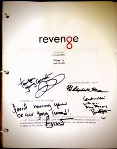 Revenge Script
